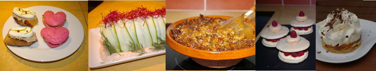 """Bienvenue sur le blog culinaire de """"La Cognée"""""""
